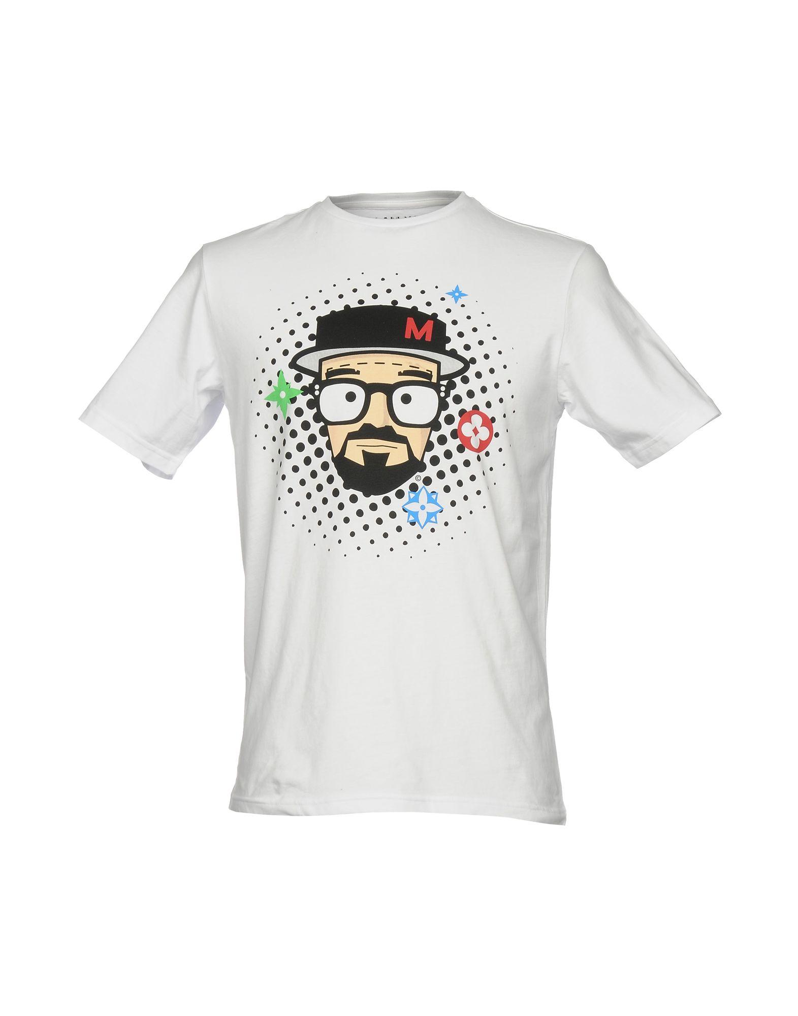 T-Shirt Mark Bufalo Uomo - 12129987MI 12129987MI - f1b736