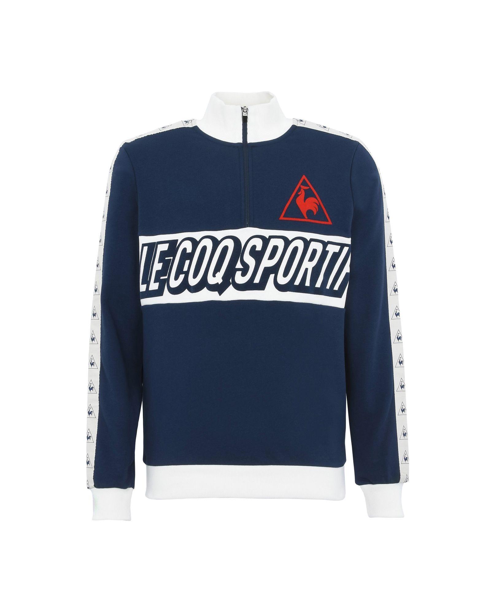 Felpa Le Coq Sportif Tri Lf Football Sweat Zippé M - Uomo - Acquista online su