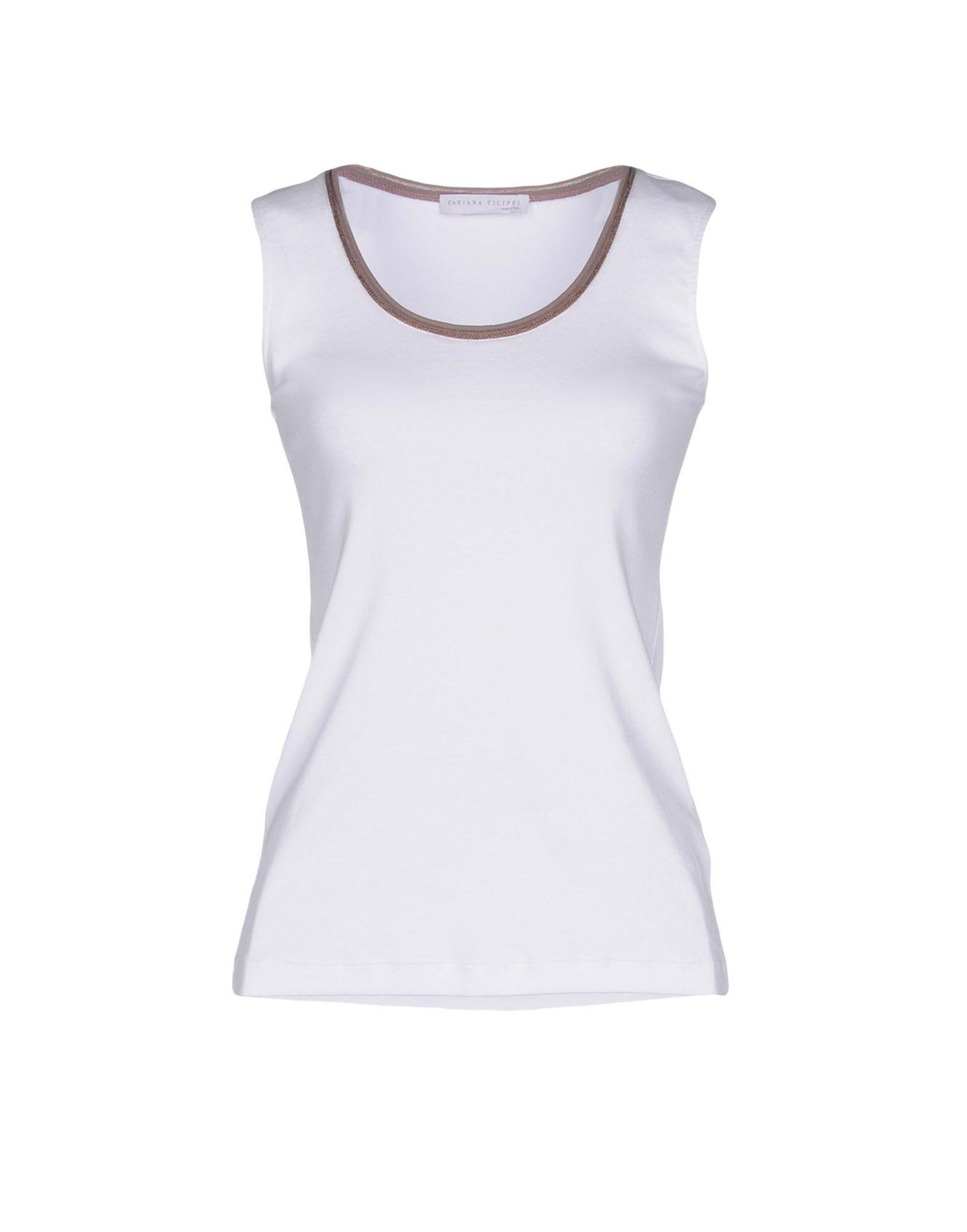 T-Shirt Fabiana Filippi Donna - Acquista online su 3ZP7Yt