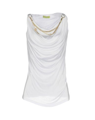 Versace Jeans Toppen Kostnaden billig pris suB7TQCMjr