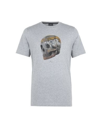 0d7f7c4f1e58e Ps By Paul Smith Mens Ss Reg T-Shirt Skull - T-Shirt - Men Ps By ...