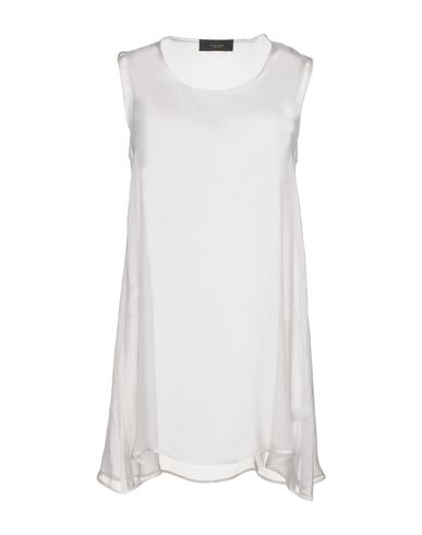 L'EDITION Silk Top in White
