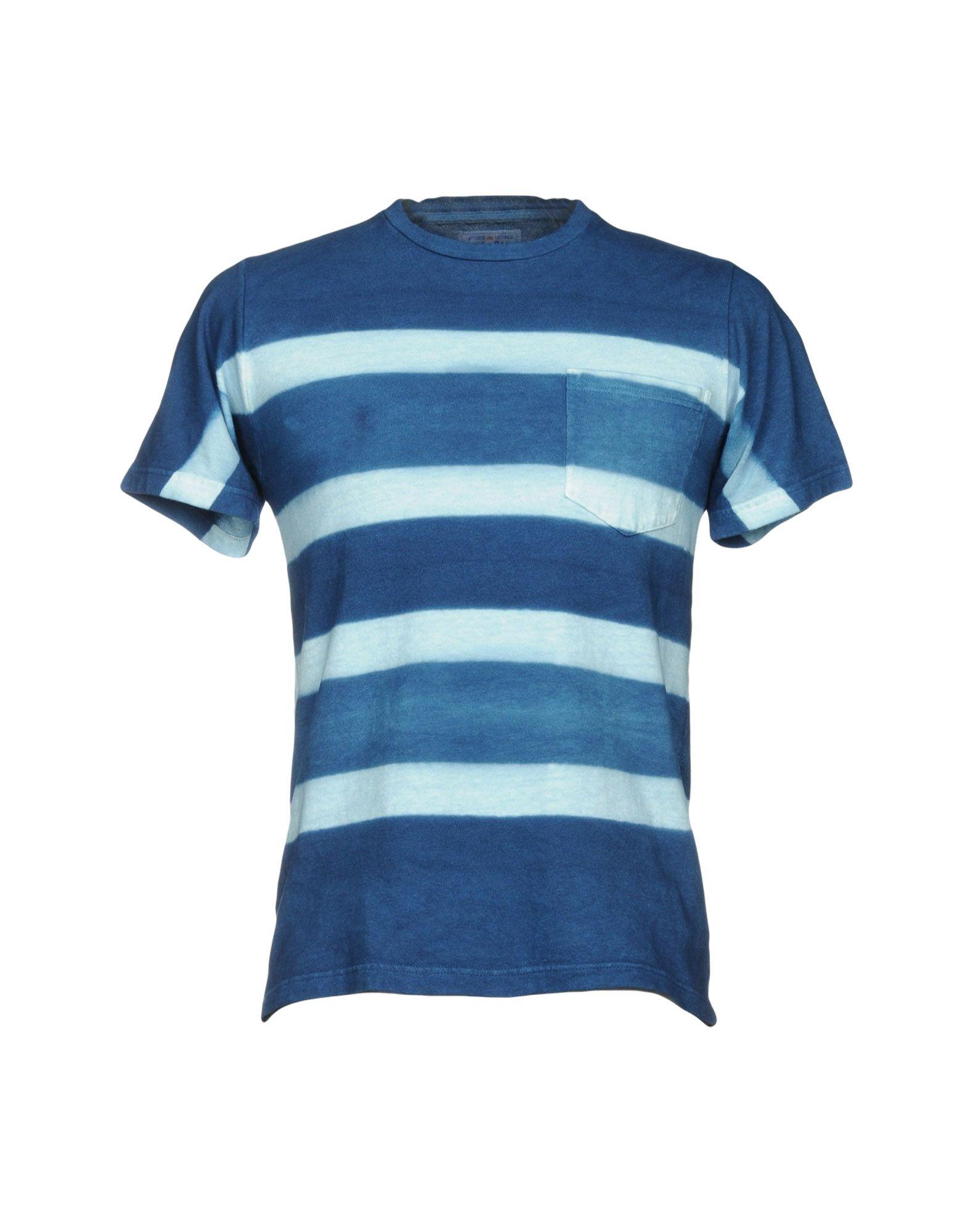 T-Shirt Blue Blue  Japan Uomo - Acquista online su