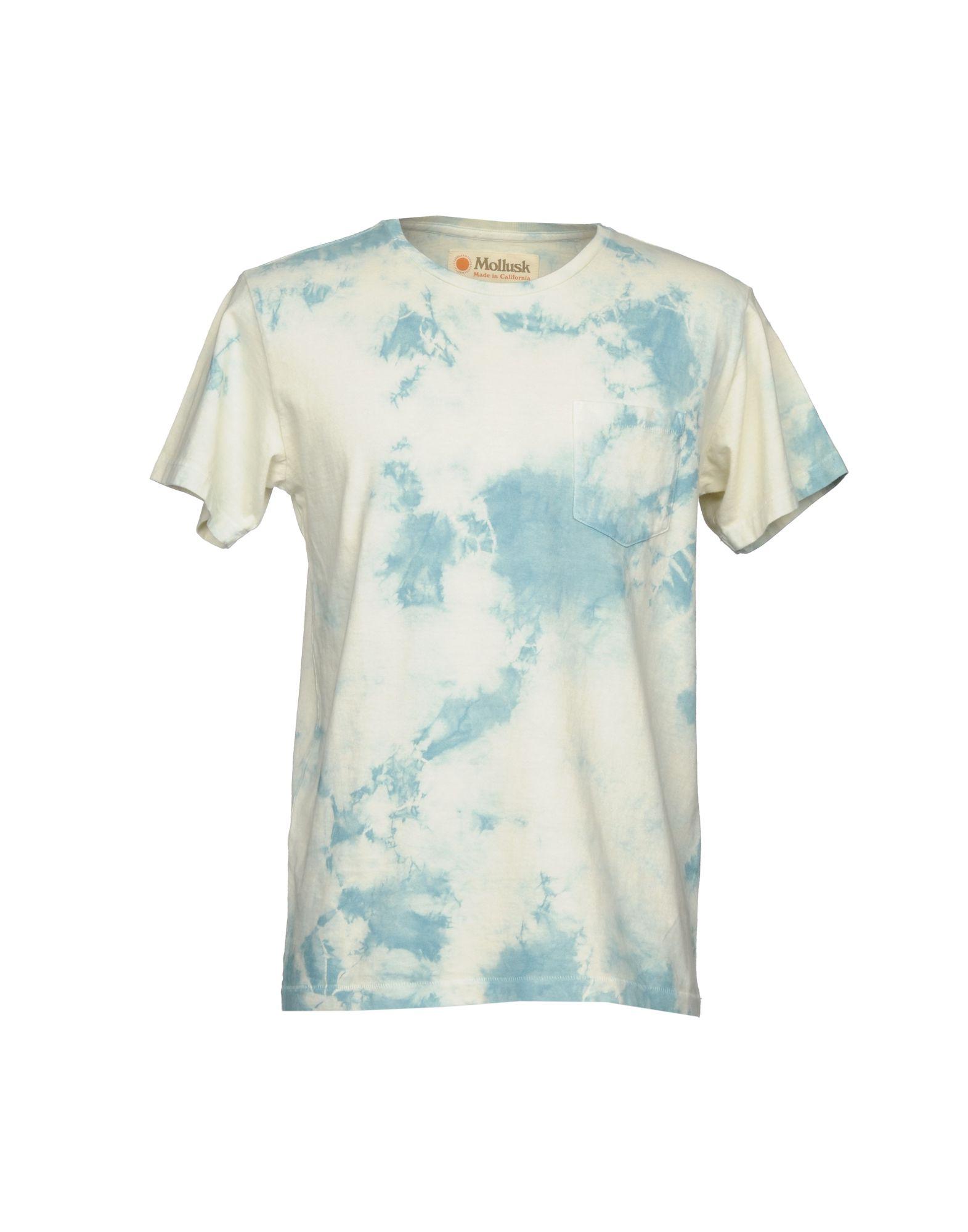 T-Shirt Mollusk uomo uomo uomo - 12135686FD ae2
