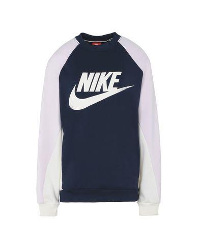 Nike W Nsw Crw Pk Cb - Sweatshirt - Women Nike Sweatshirts online on ... 3a714294d