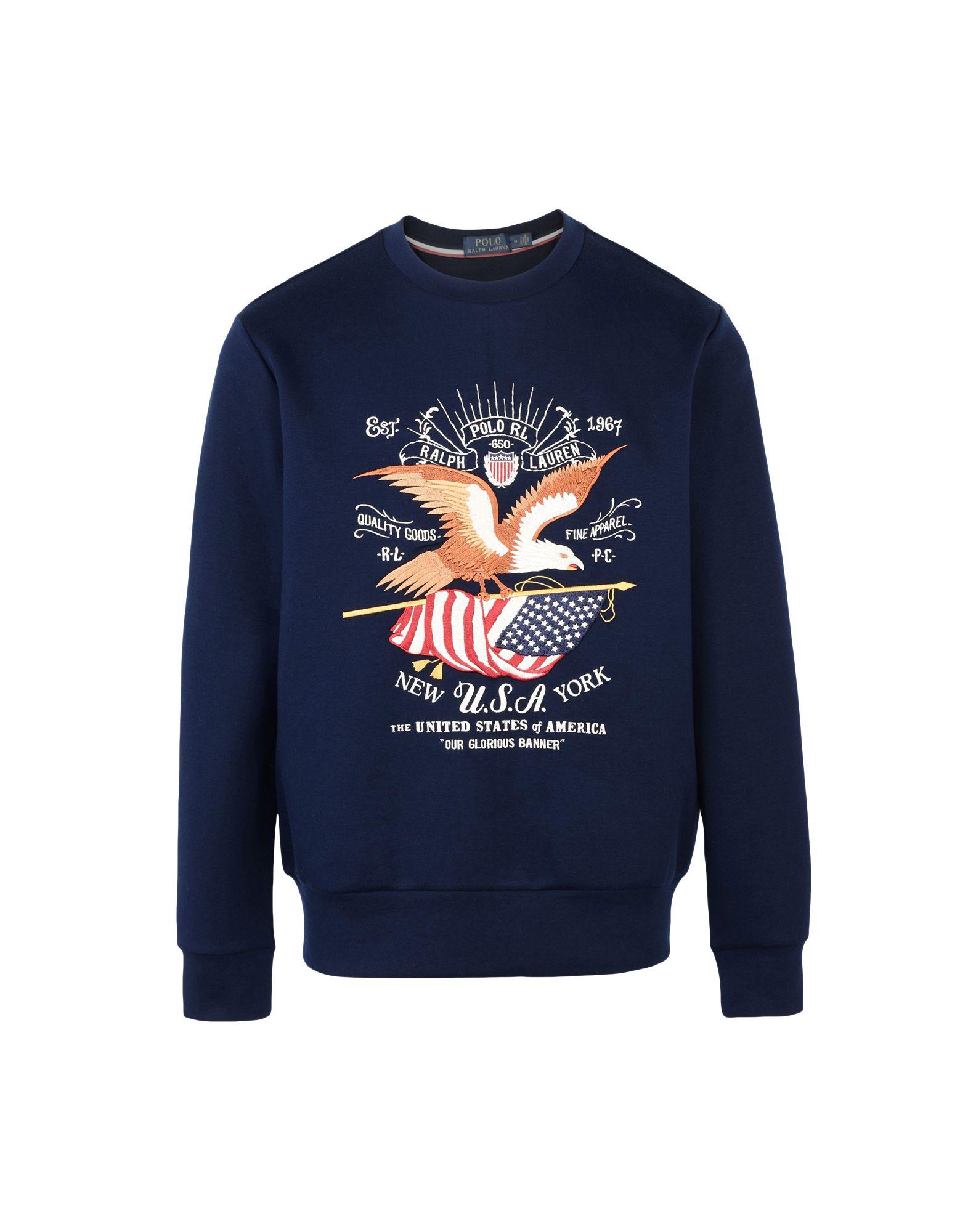 Felpa Polo Ralph Lauren Double Knit - Uomo - Acquista online su