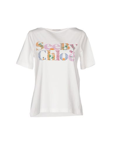 basic shirt Chloé Cheap Sale Store Buy Cheap Reliable Free Shipping 100% Authentic WcEDkW