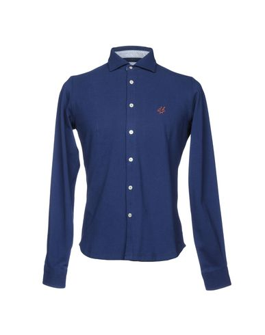 NEW ENGLAND Camisa lisa