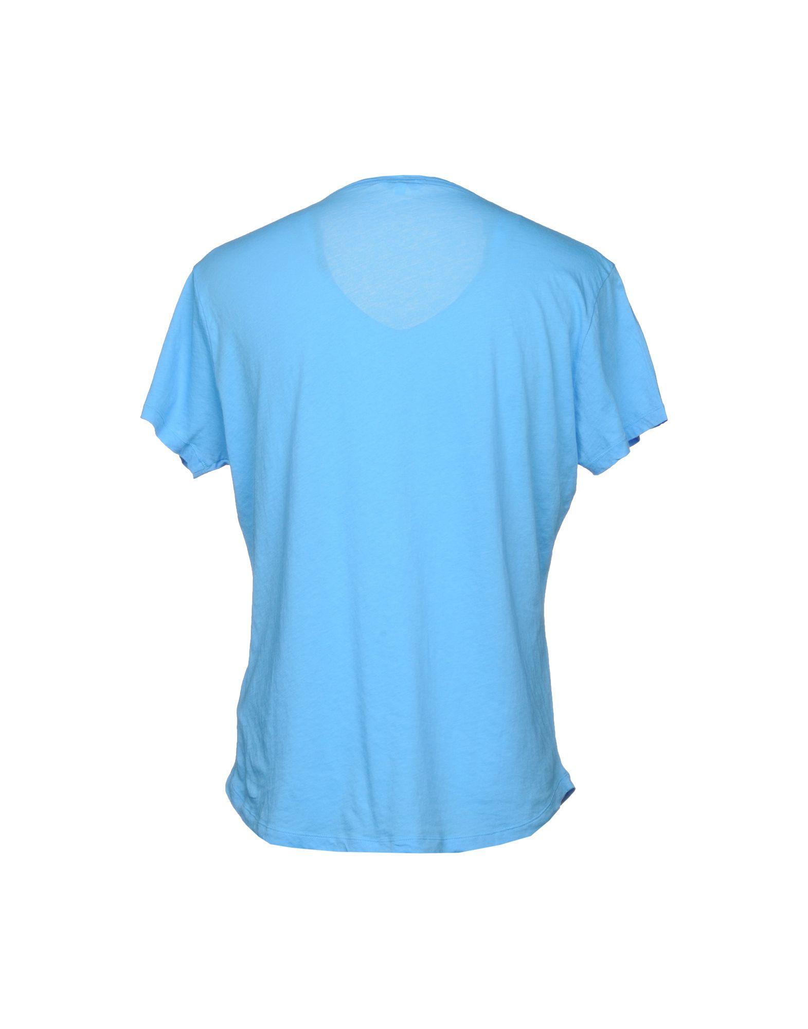 T-Shirt Orlebar marrone Uomo Uomo marrone - 12136870SO 3ff843