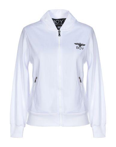 BOY LONDON Sweatshirt in White