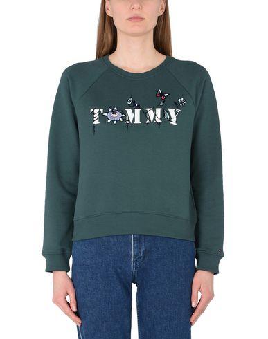 TOMMY HILFIGER TOMMY FLORAL SWEATSHIRT LS Sudadera