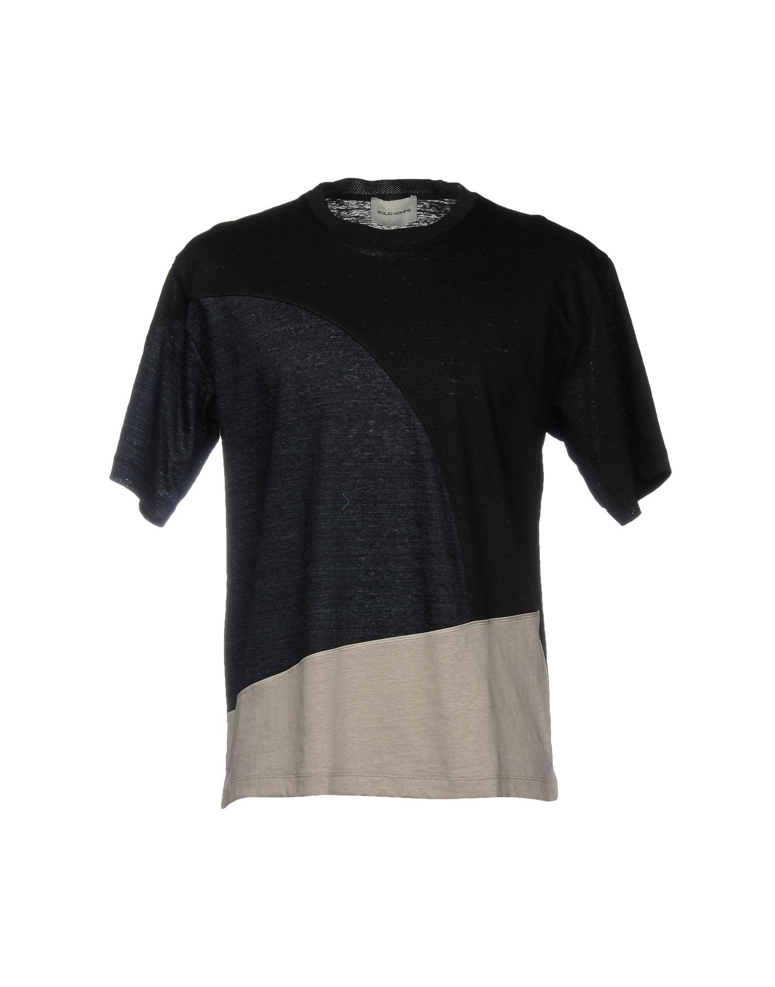 T-Shirt Solid Homme Donna - Acquista online su