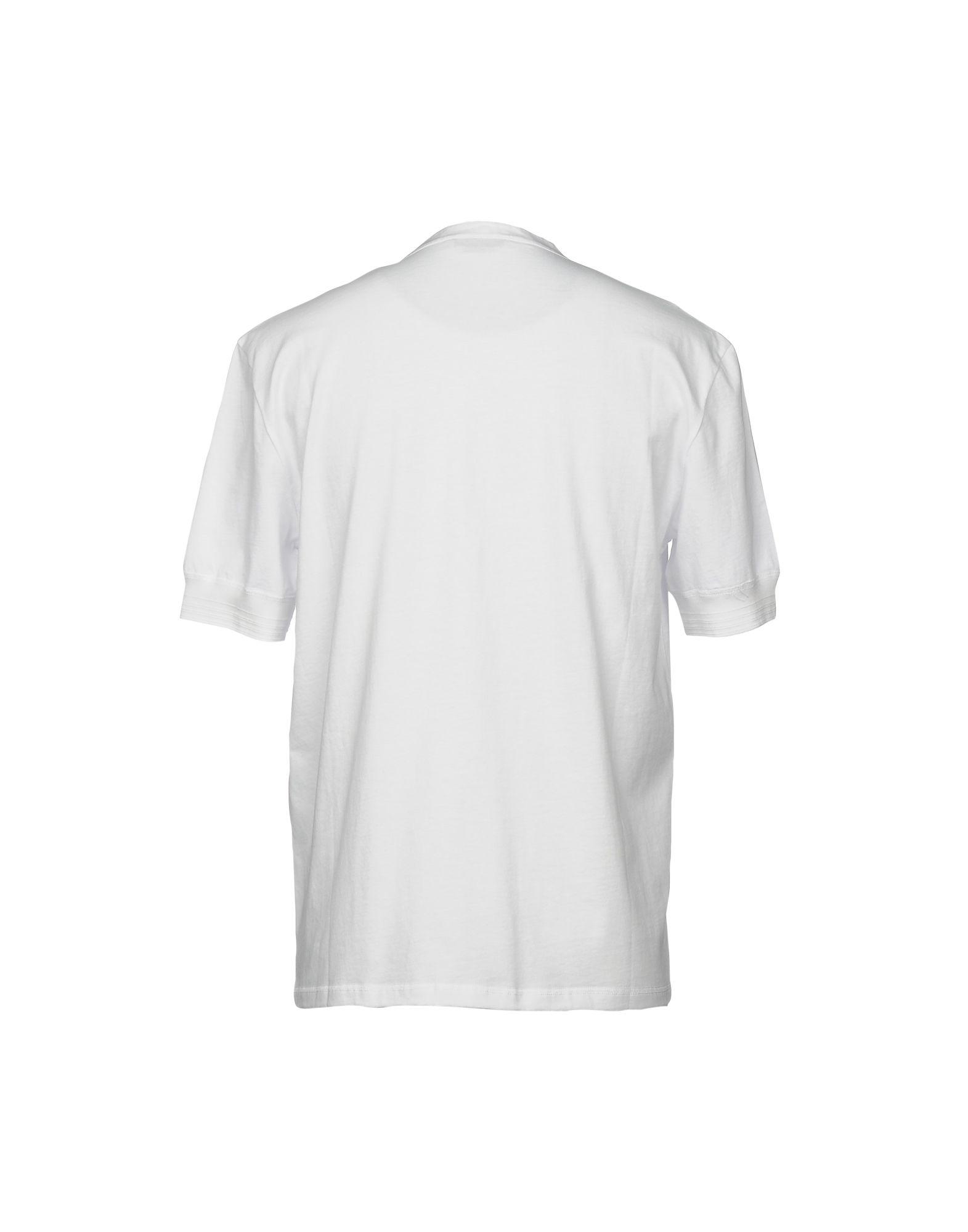 T-Shirt Alexander Uomo Mcqueen Uomo Alexander - 12140244PI e3d6a0
