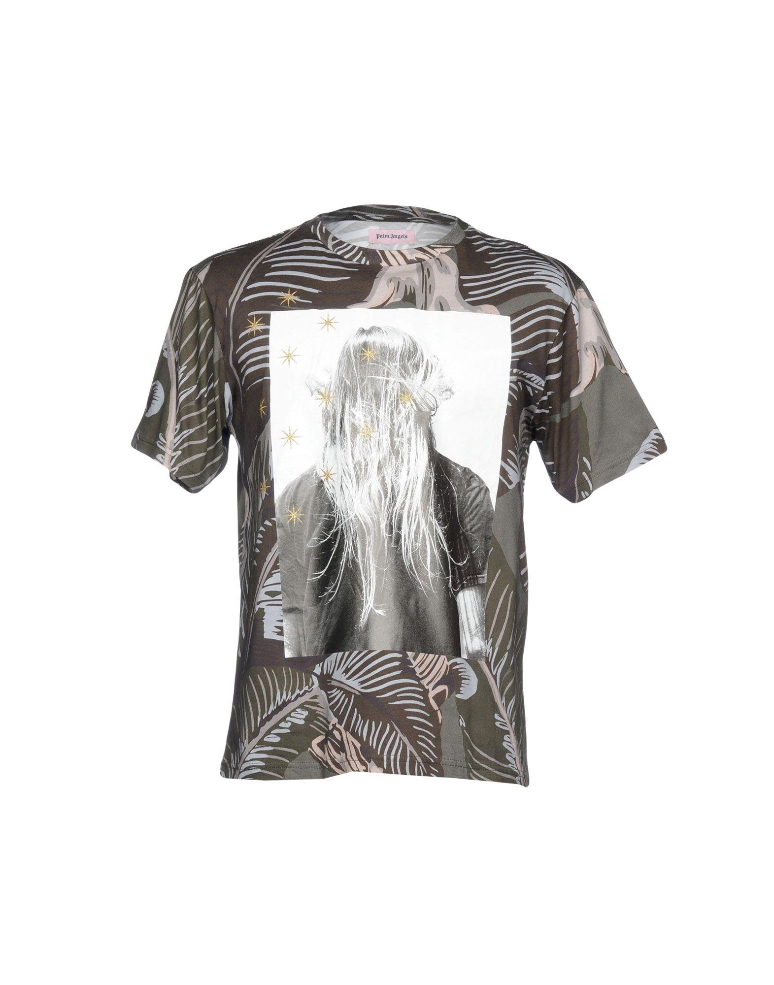 T-Shirt Palm Angels Uomo - Acquista online su