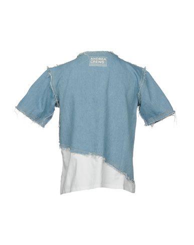 ANDREA CREWS Camiseta