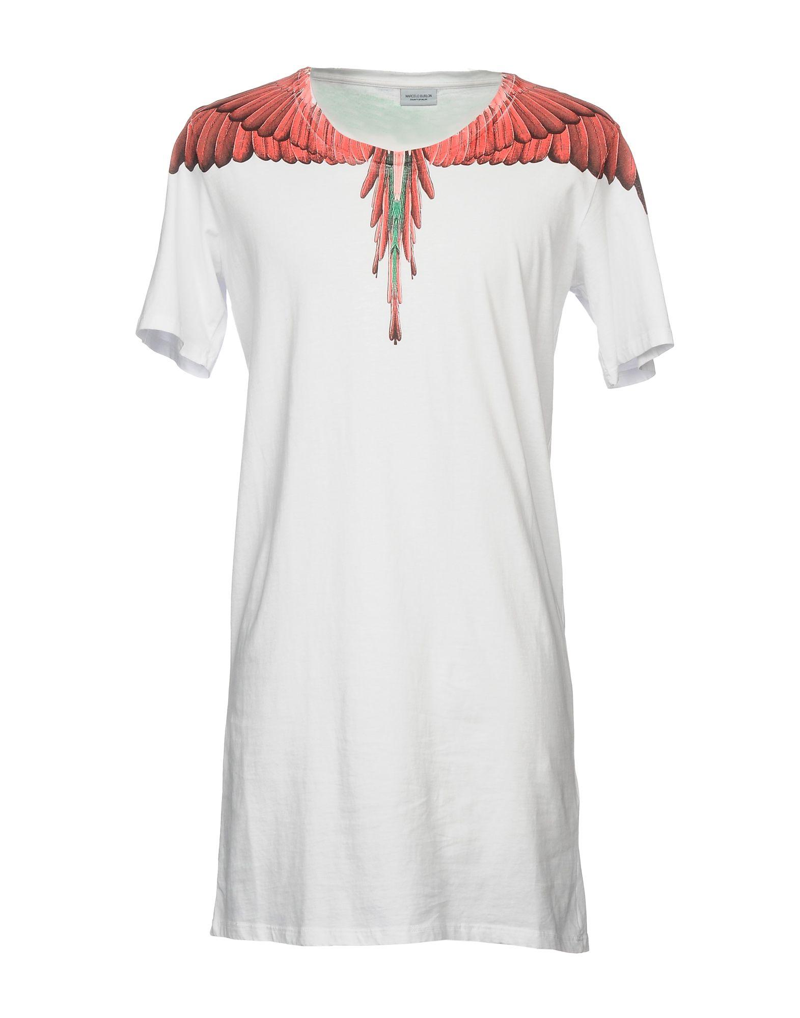 T-Shirt Marcelo Burlon Burlon Burlon Uomo - 12142132PQ da825e