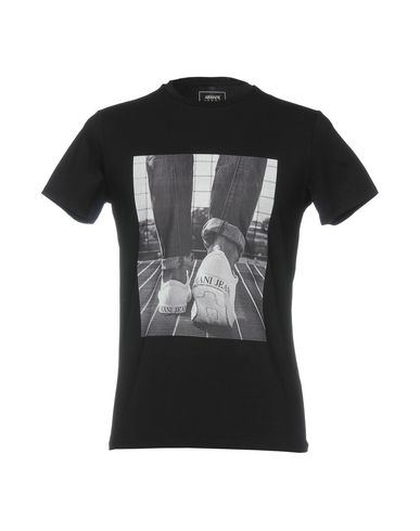 faa279e8 Armani Jeans T-Shirt - Men Armani Jeans T-Shirts online on YOOX ...
