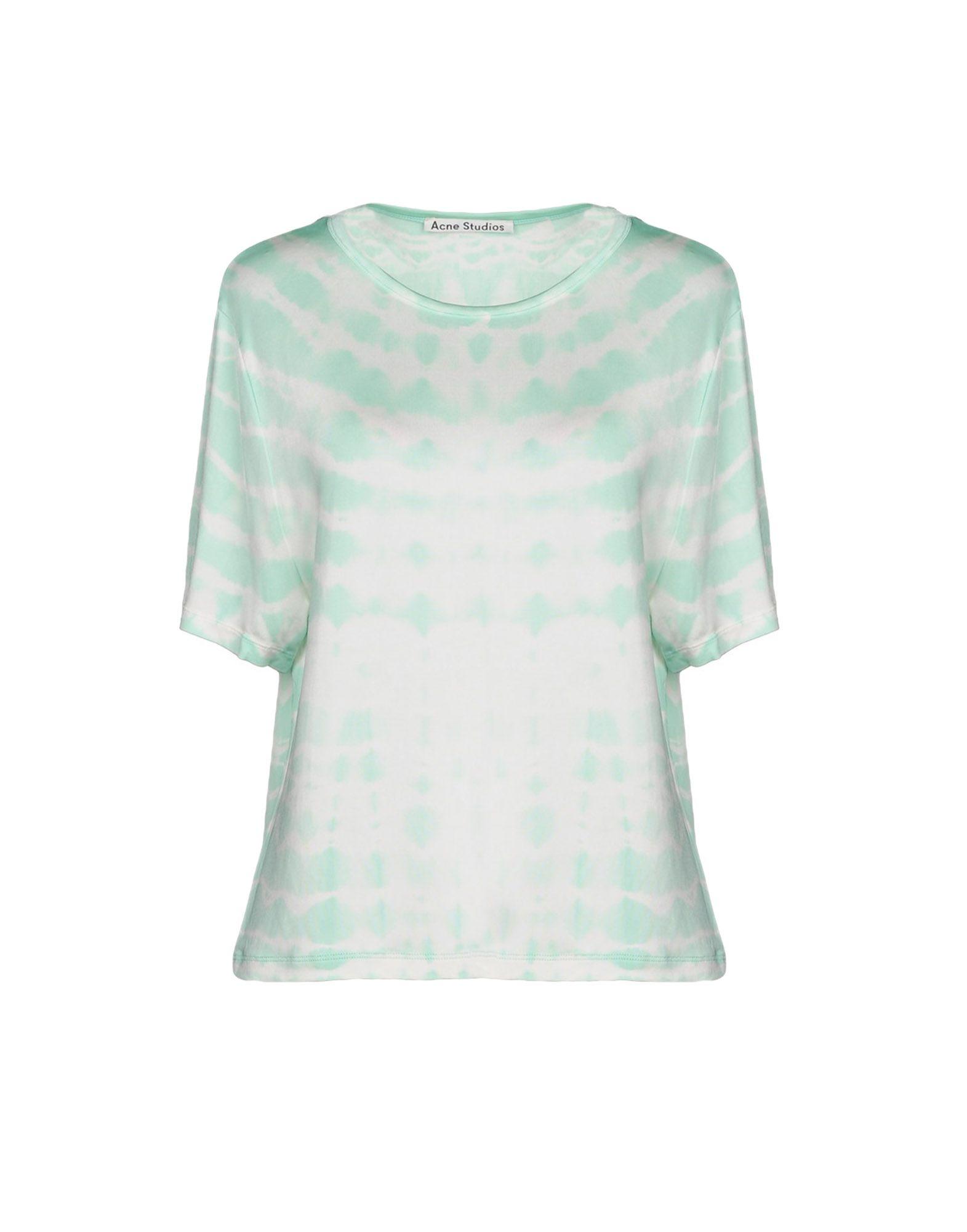 T-Shirt Acne Studios Donna - Acquista online su 2eosq4Bht