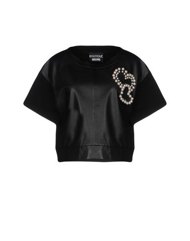 Boutique Moschino T Shirt   T Shirts And Tops by Boutique Moschino