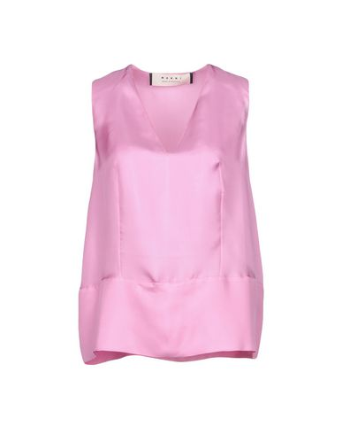 marni-silk-top---t-shirts-and-tops-d by generic