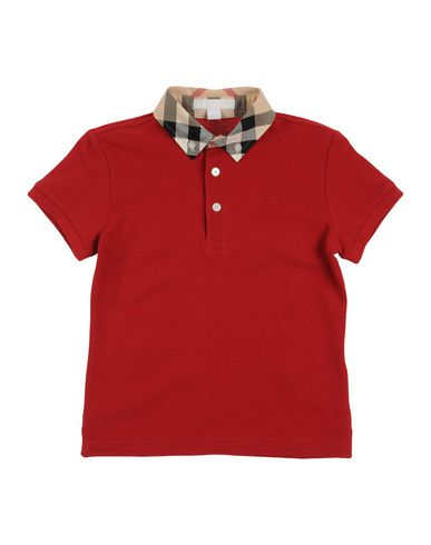 Burberry Polo Shirt Boy 3-8 years online on YOOX United States a67ed0491dae