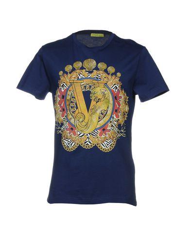 utløp rekke Versace Jeans Camiseta salg butikk billige gode tilbud utløpstilbud billig rask levering JcF0P2rHhN