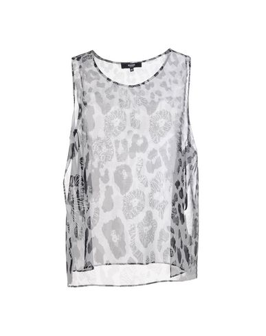 8194e95385 VERSUS VERSACE Silk top - T-Shirts and Tops | YOOX.COM