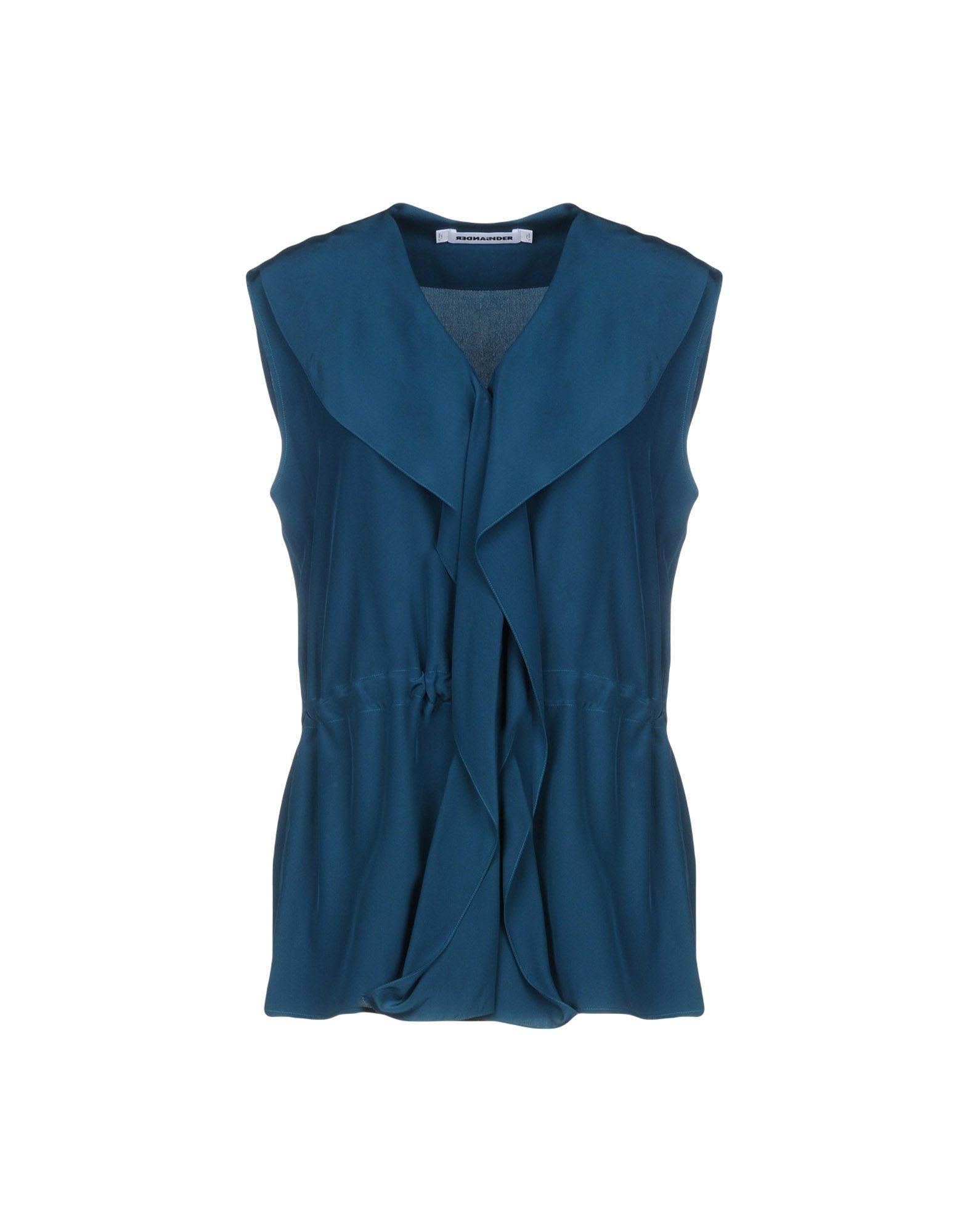 Camicie E Bluse In Seta Jil Sander Donna - Acquista online su l9ohfZcR