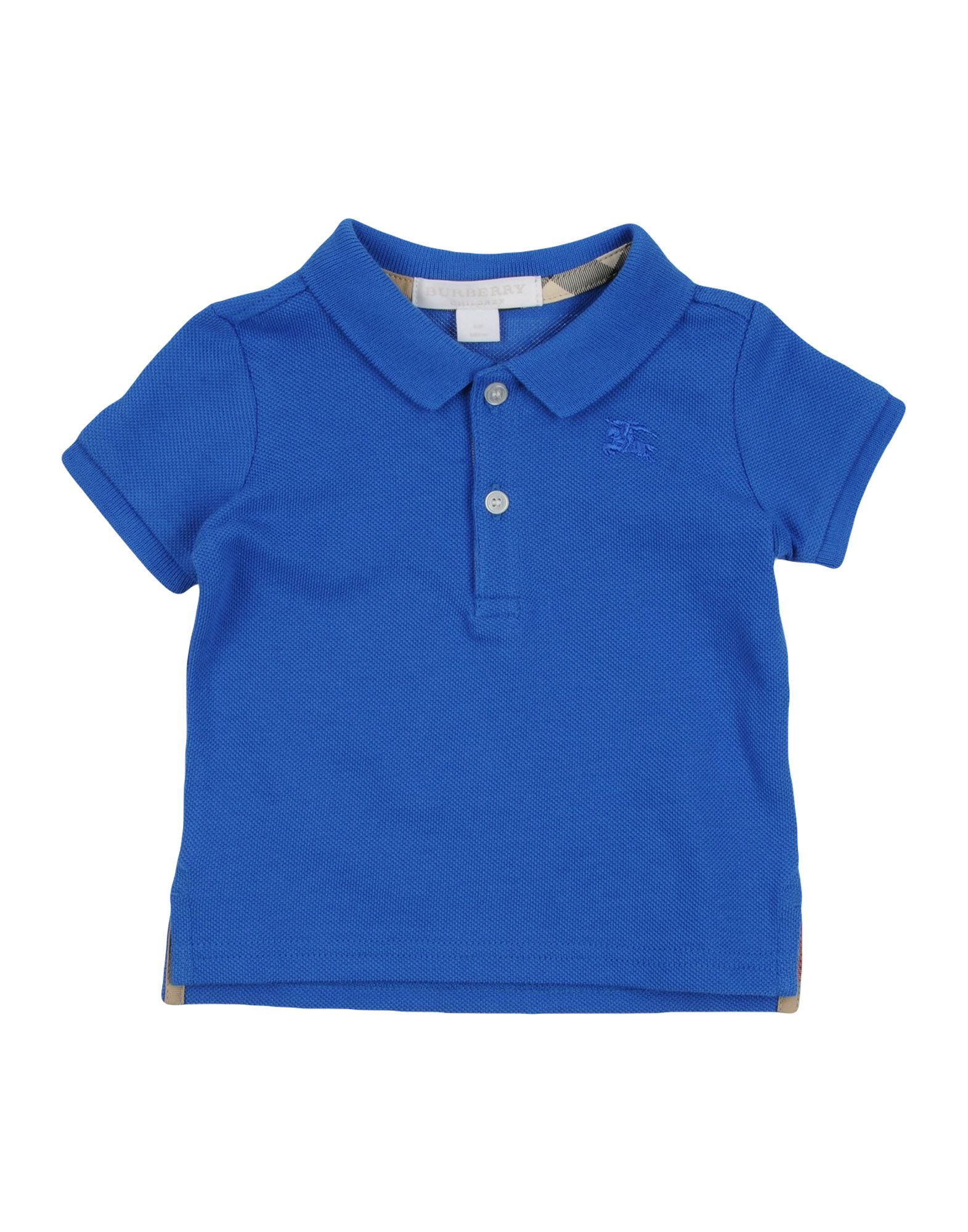 Burberry Polo Shirt Boy 0 24 Months Online On Yoox United States