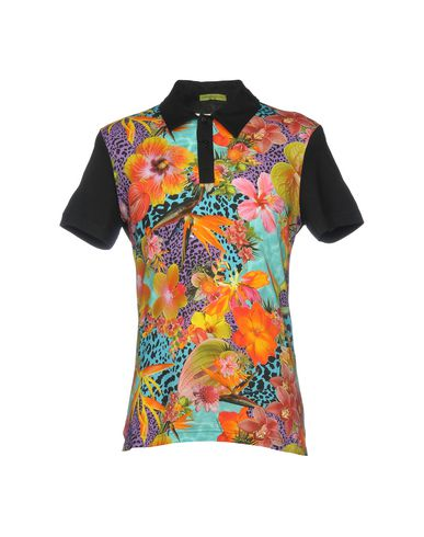 044451db0 Versace Jeans Polo Shirt - Men Versace Jeans Polo Shirts online on YOOX  United States -