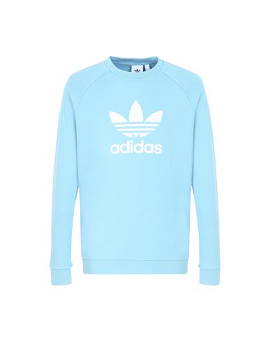 check out b42e3 29589 ADIDAS ORIGINALS. TREFOIL WARM-UP CREW