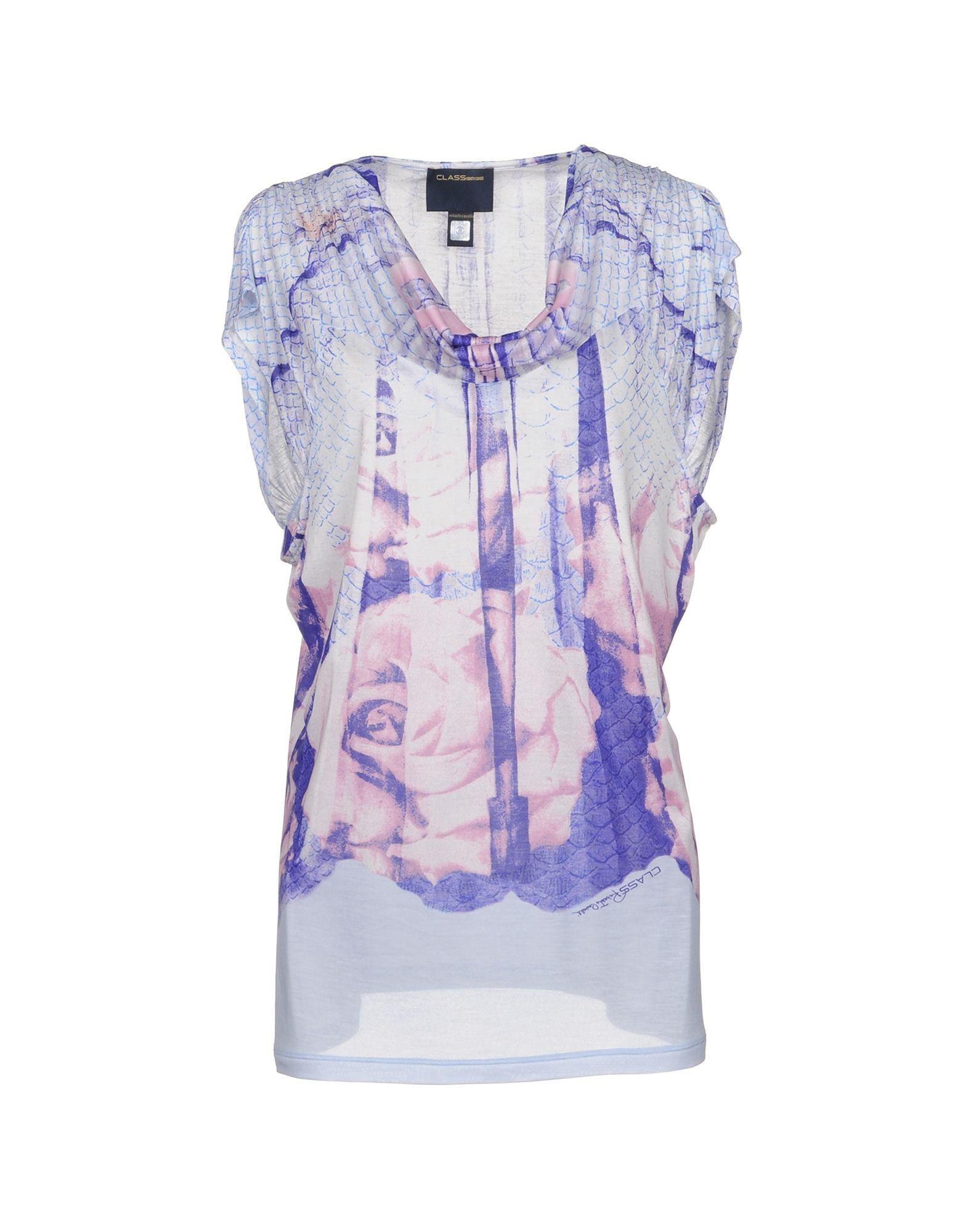 T-Shirt Class Roberto Cavalli Donna - Acquista online su H5KuT