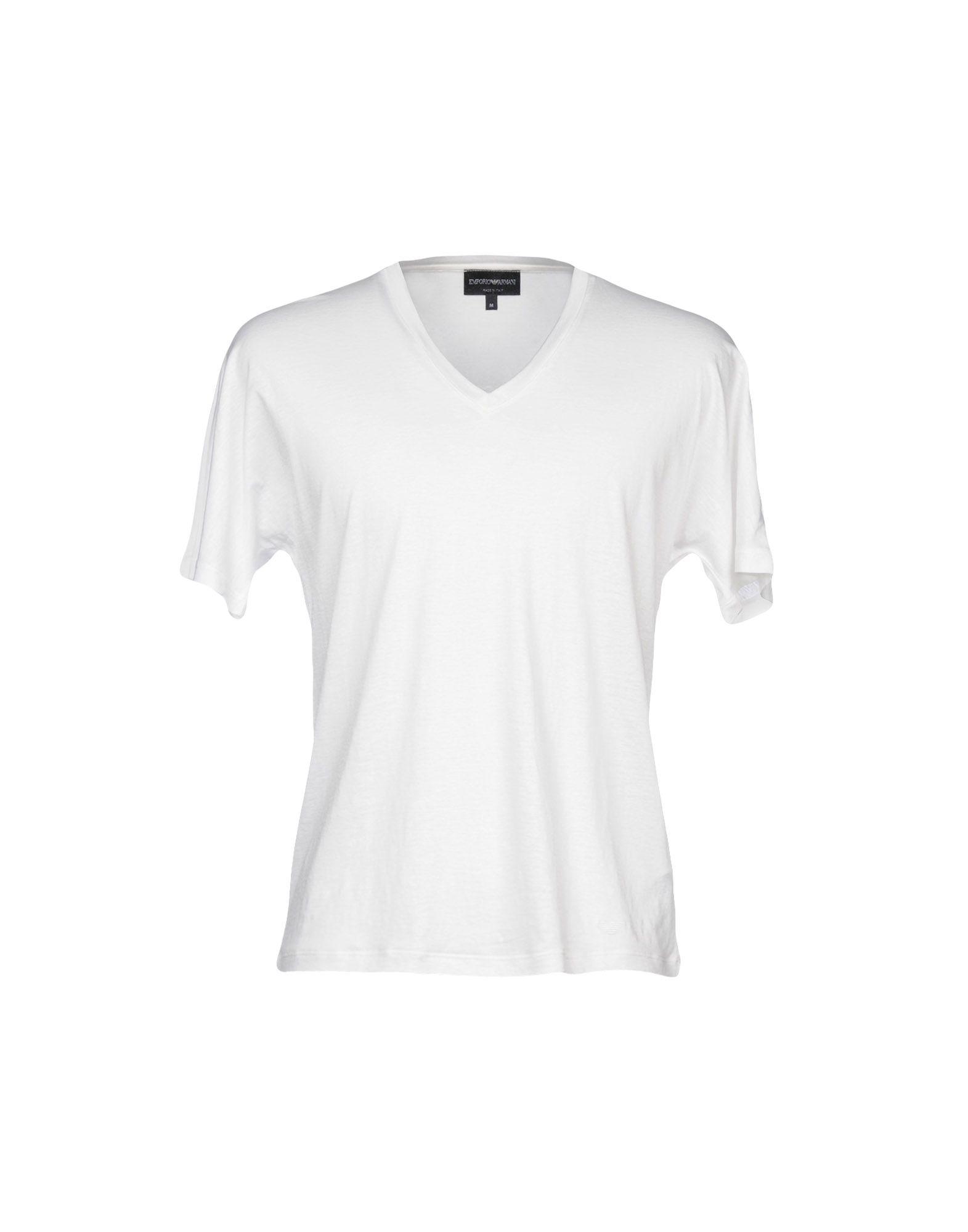 T-Shirt Emporio Armani Uomo - - Uomo 12145520HS e59631