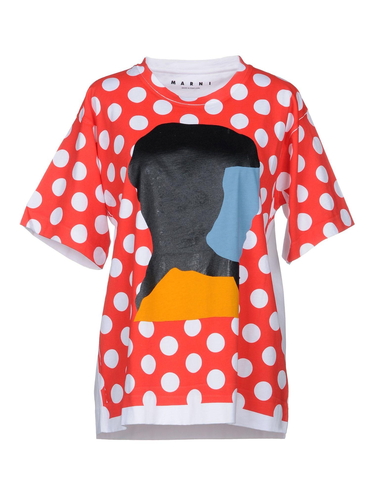 T-Shirt Marni Donna - Acquista online su 7rDH4