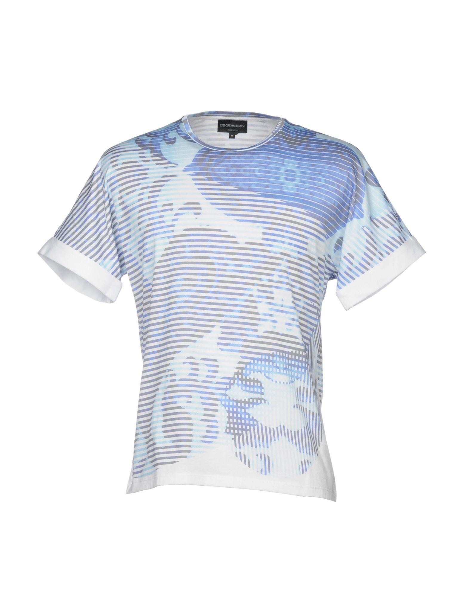 T-Shirt Emporio Armani Uomo - Acquista online su