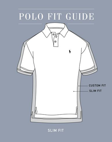 POLO RALPH LAUREN Slim Fit Polo Polo