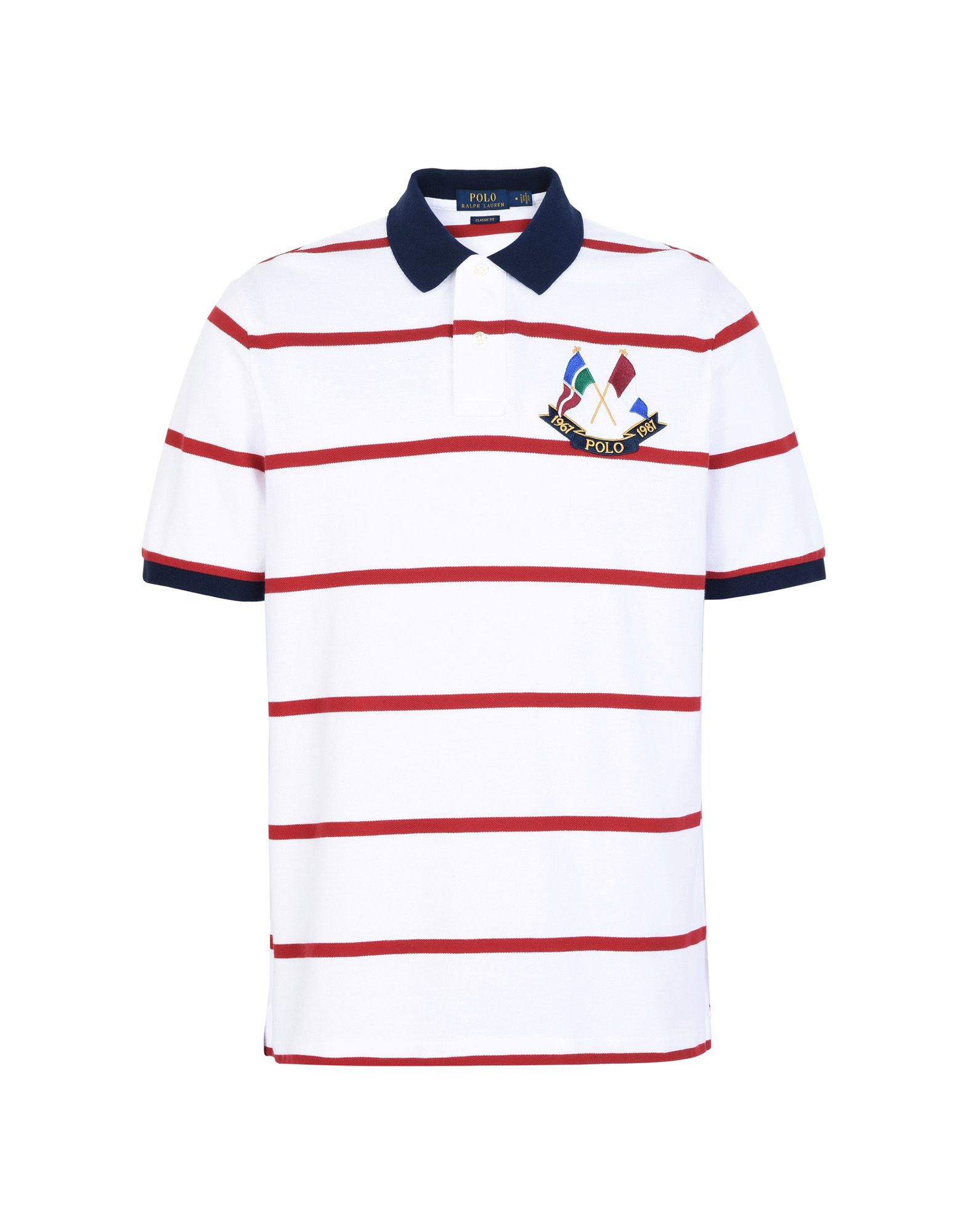 Polo Polo Ralph Lauren Custom Fit Polo - Uomo - Acquista online su