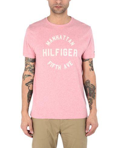 rabatt valg valg Tommy Hilfiger Camiseta n1tU2y