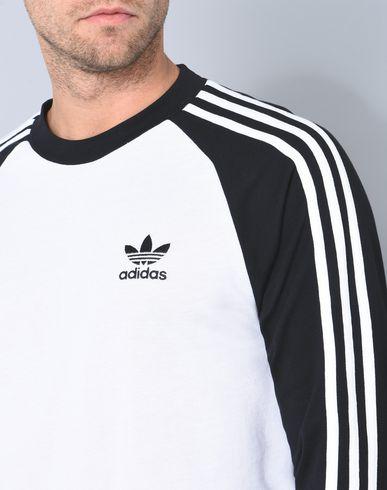 ADIDAS ORIGINALS 3-STRIPES LS T Camiseta