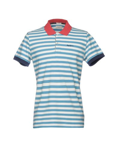 32d72b57f7d Pepe Jeans Polo Shirt - Men Pepe Jeans Polo Shirts online on YOOX ...