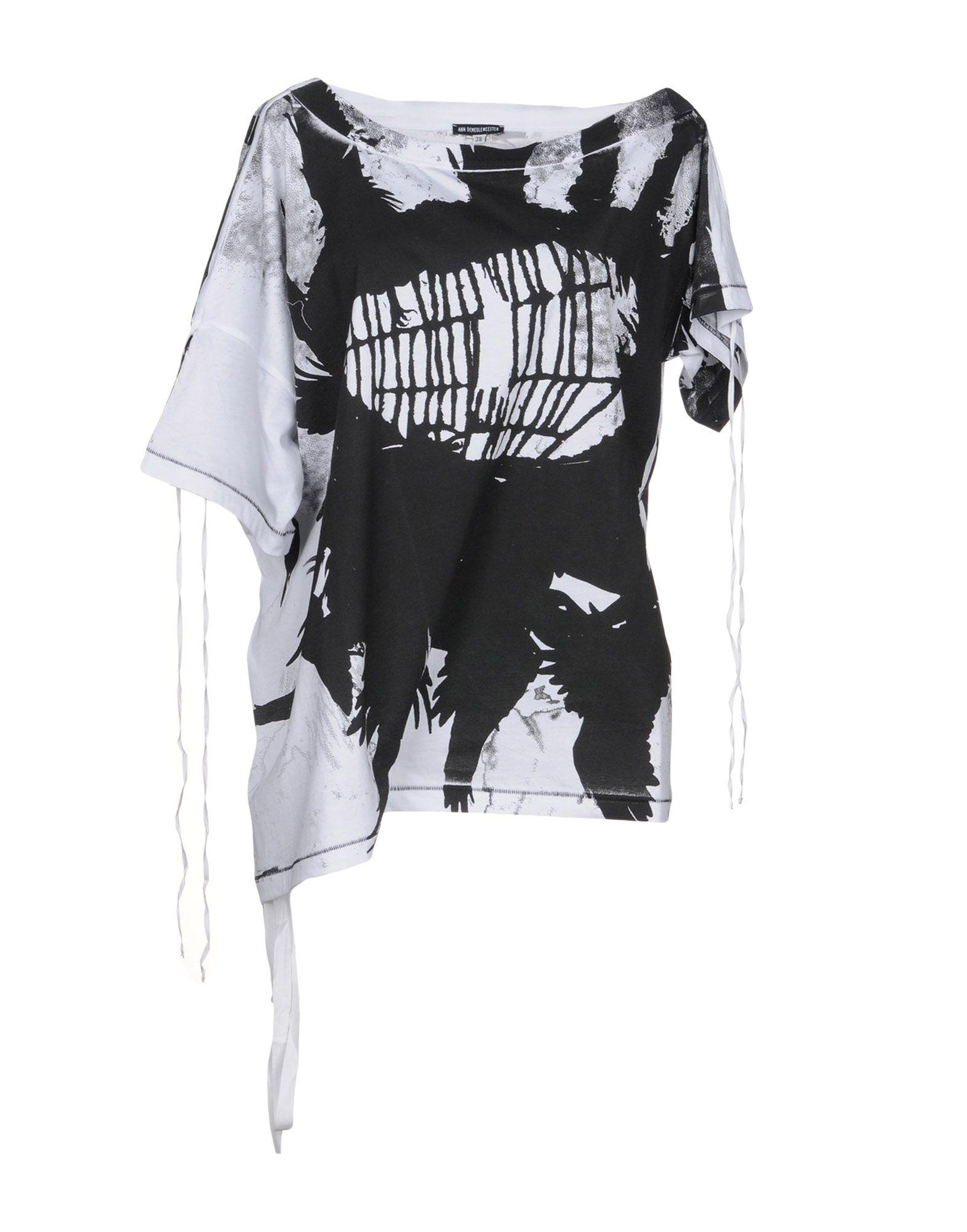 T-Shirt Ann Demeulemeester Donna - Acquista online su Yl43srY