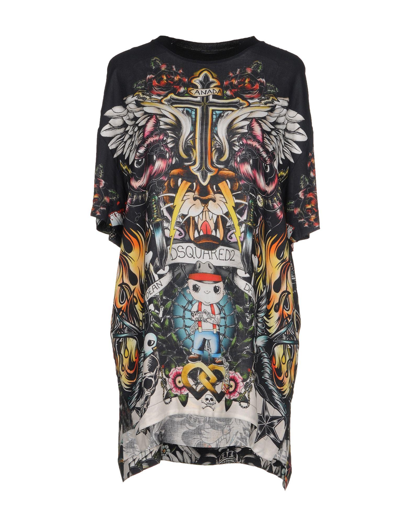 T-Shirt Dsquared2 Donna - Acquista online su lhxy1LKa