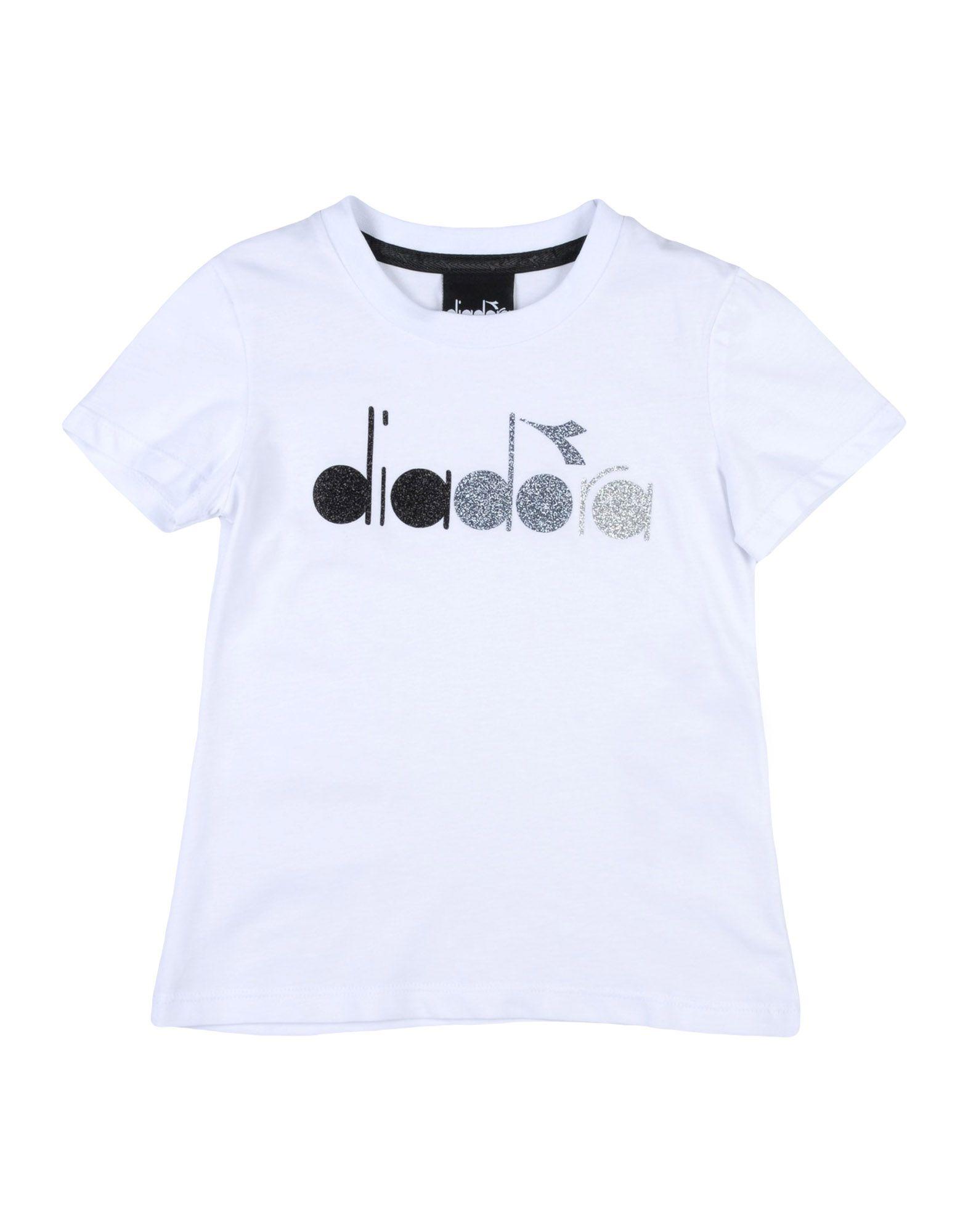 White Diadora Polo Shirt Size 14 Men's Clothing