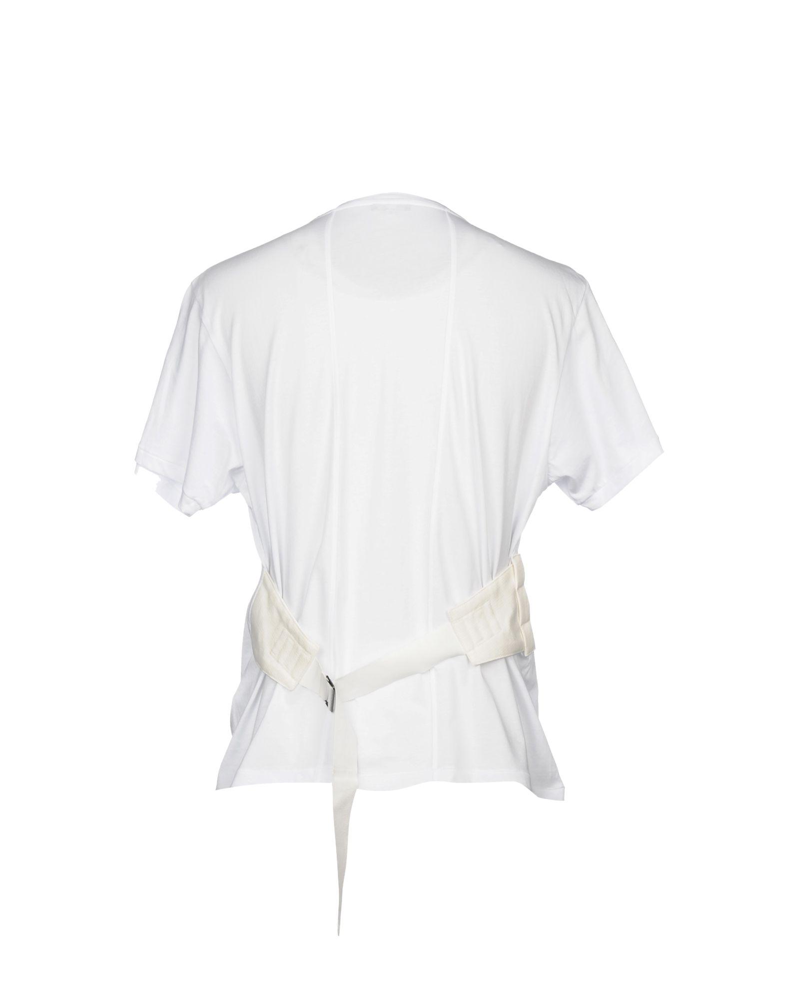 T-Shirt 12149528DV Ann Demeulemeester Uomo - 12149528DV T-Shirt c79b38