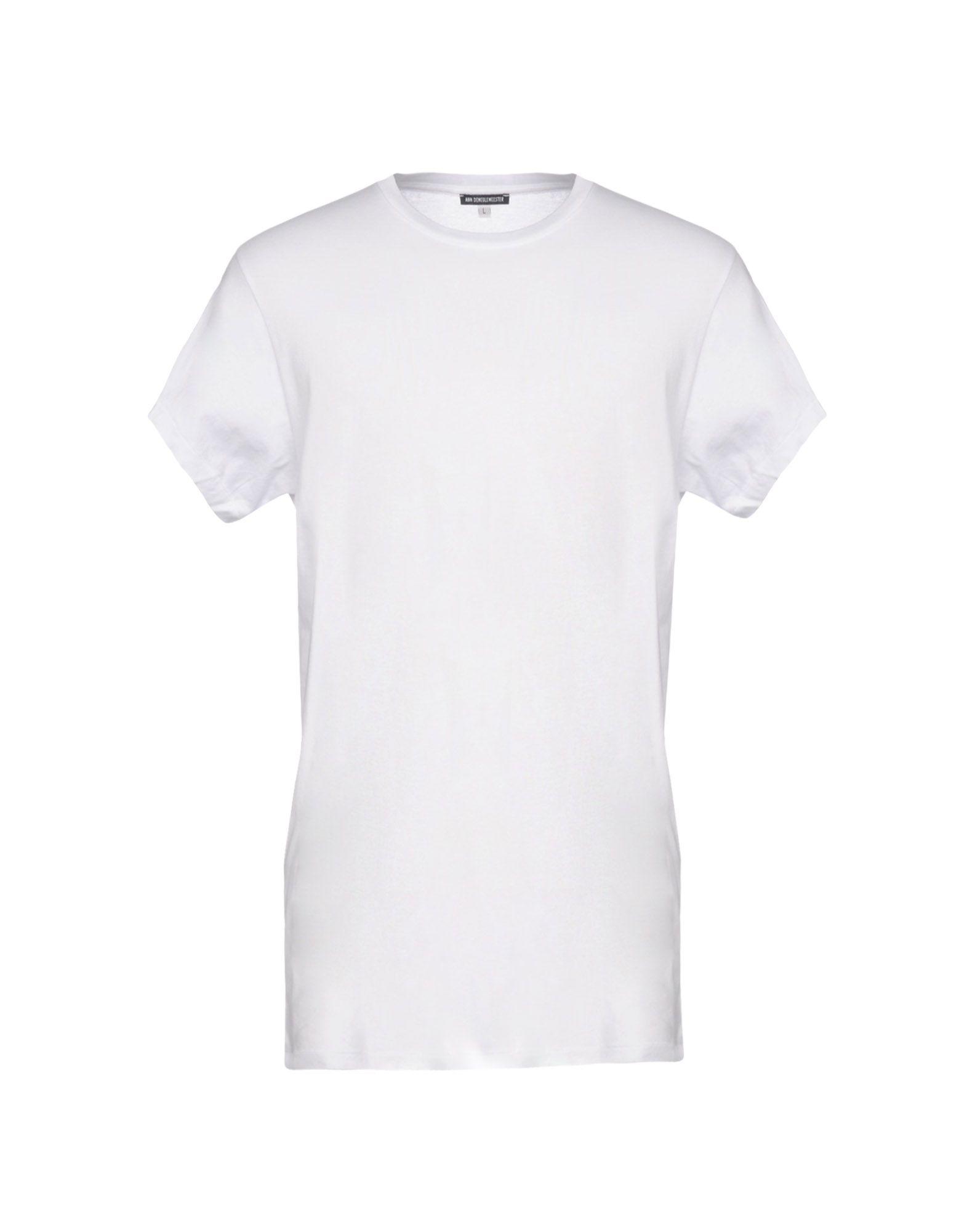 T-Shirt Ann Demeulemeester Uomo - Acquista online su
