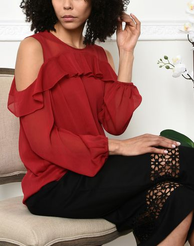 rabatt nyeste Jolie Av Edward Spir Blusa for salg footlocker DEhWD