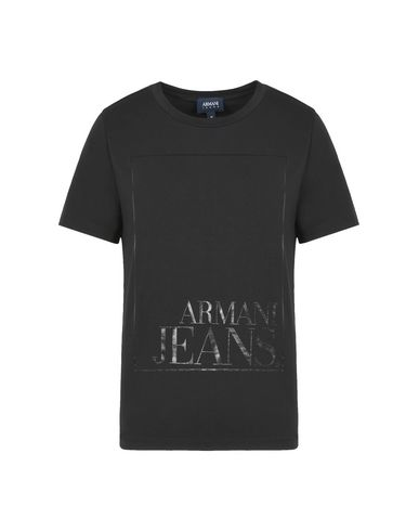 8278d451 Armani Jeans T-Shirt - Women Armani Jeans T-Shirts online on YOOX ...