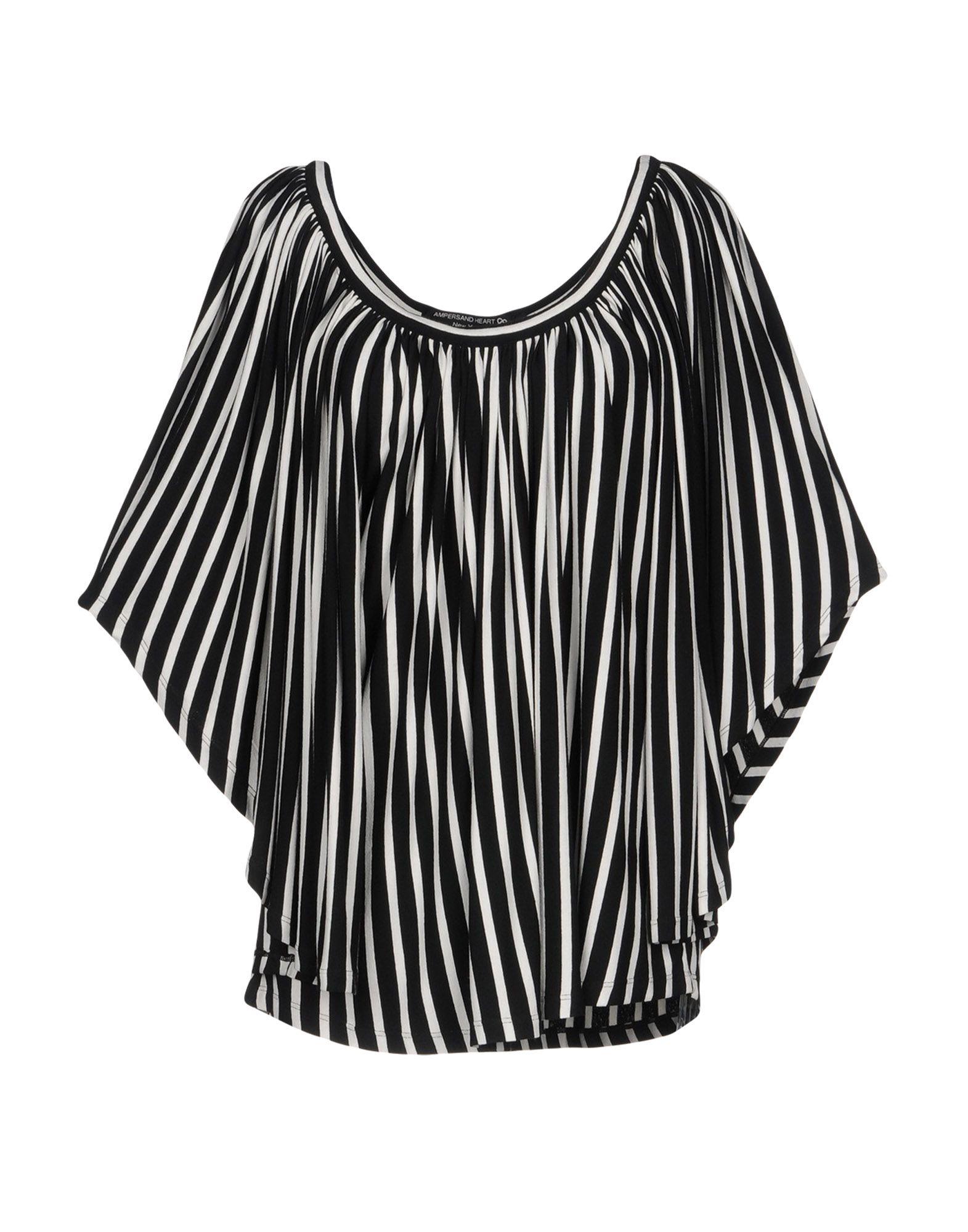 T-Shirt Ampersand Heart New York Donna - Acquista online su JYlf3PIFG