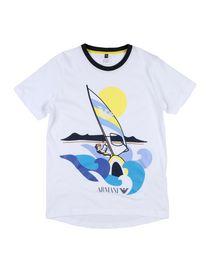 Armani Junior abbigliamento per bambini e ragazzi d9ab5fa431c
