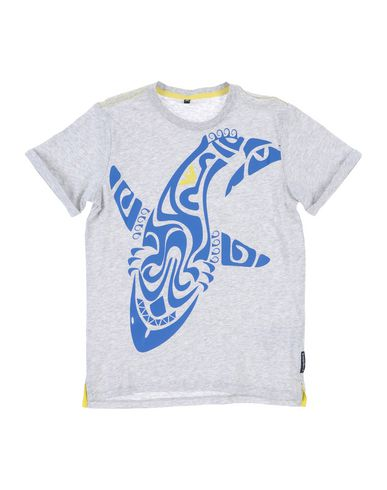 ea4e24a9cc3ac8 Armani Junior T-Shirt Boy 9-16 years online on YOOX Latvia